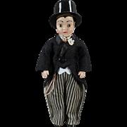 Vintage Dolls of All Nations Bridegroom Doll – Old Bride Groom Doll with Original Box