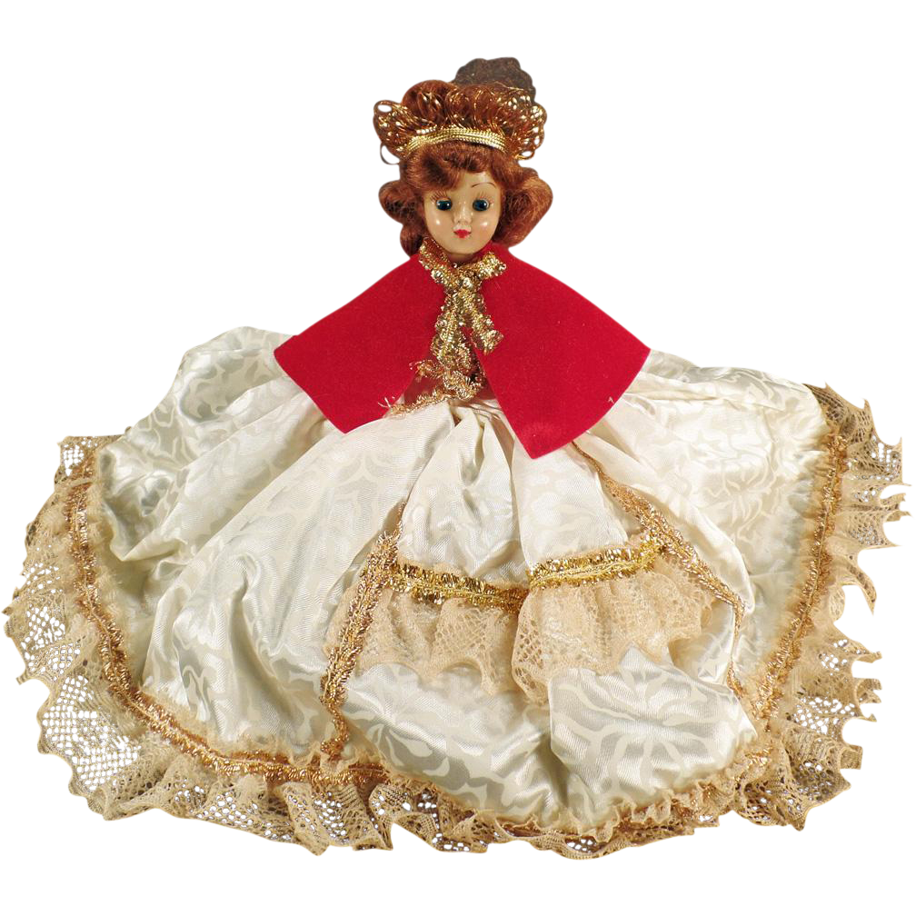 Vintage Duchess Doll - Queen Elizabeth - Dolls of All Nations with Original Box