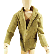 Vintage Doll Clothes - Sports Coat Jacket for Mattel's Ken Doll