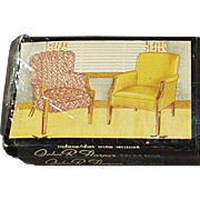 Vintage Matchbooks - Fort Smith Chair Company - 4 Old Advertising Match Books