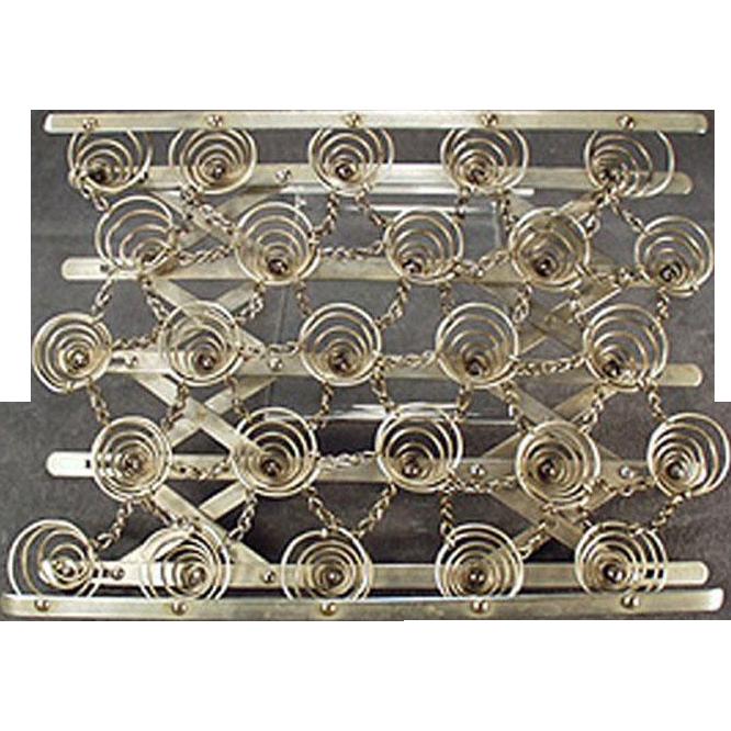 Vintage Sample or Patent Model - Mattress Bed Springs - Old Miniature