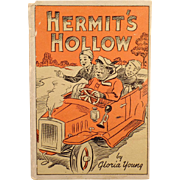 Children's Vintage Story Book - Hermit's Hollow and the Adventures of the Barberry Boys - 3rd Edition