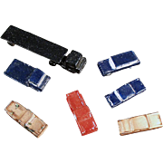 Vintage Die Cast Cars - Old Miniature Automobiles for Architectural Models