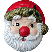Vintage Santa Claus Door Ringer – Old Musical Doorbell Christmas Novelty with Original Box – See on Facebook