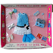 Vintage Doll Clothes – Party Time Set for Tammy's Little Sister Pepper and Dodi – Original Package
