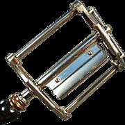 Vintage Razor Blade Sharpener - Antique Gem Damaskeene Stropper