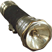 Vintage Flashlight - Battery Operated Yale Flashlight