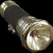 Vintage Flashlight - Battery Operated Yale Flashlight