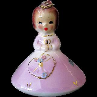 Vintage Josef Original Figure – February Doll of the Month Series