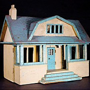 Gottschalk Doll House - Dollhouse - Primitives - Folk Art