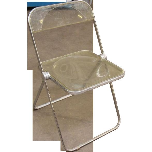 1970u0027s clear plastic folding chairs