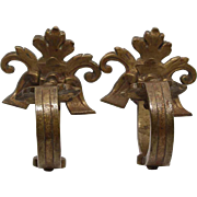 Pair of Decorative Tie Backs