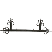 Wrought Iron Country Rack