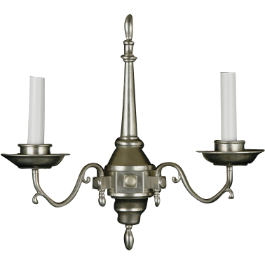 Modern Colonial single sconce