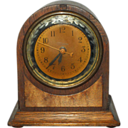 Early 1900's Telechron 'The Vanity' clock
