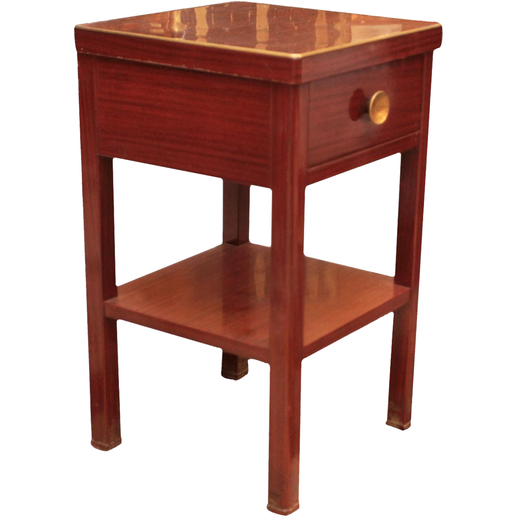 Vintage Turk side table