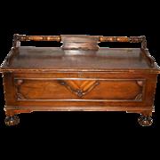 Original antique cedar chest