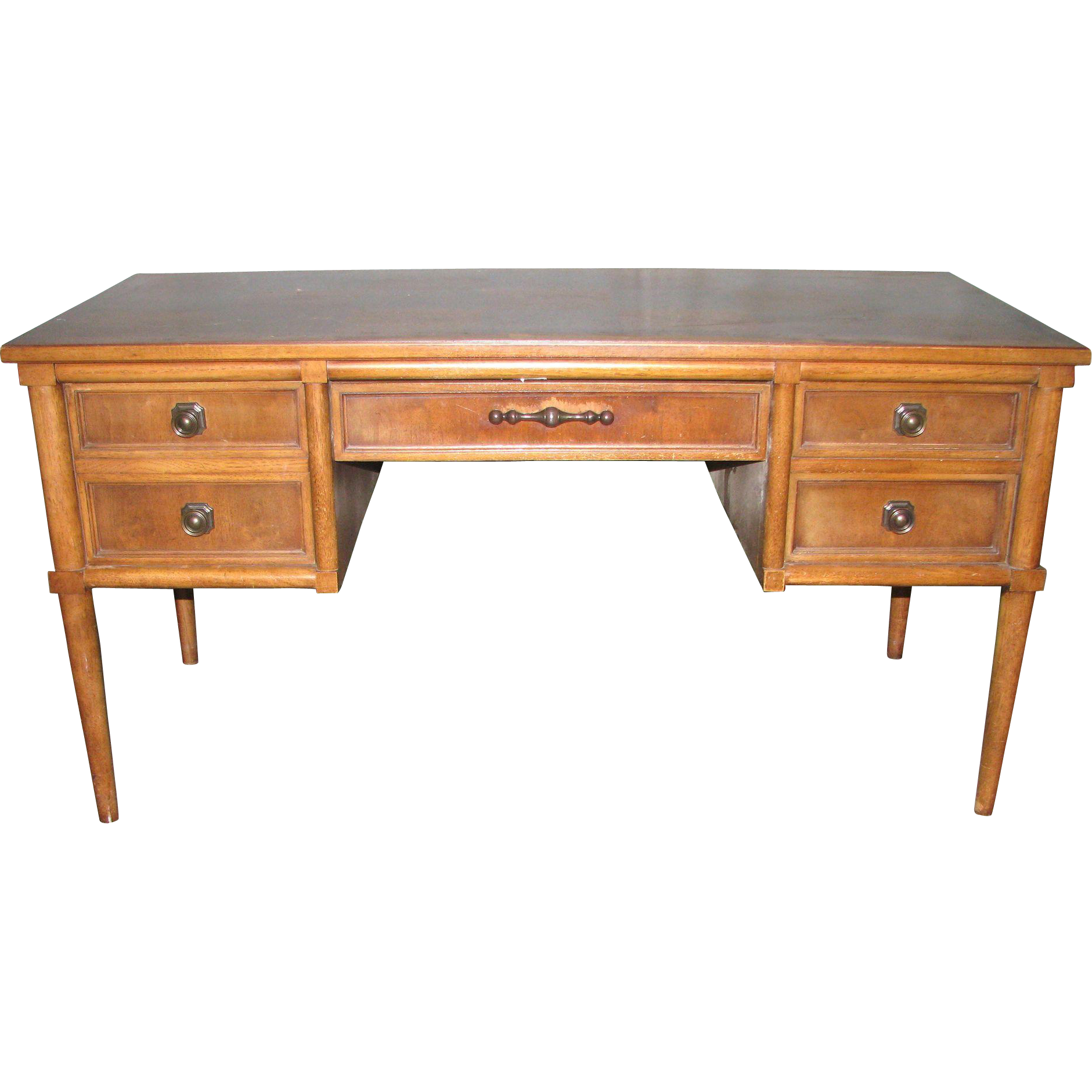 Unique Vintage Wooden Desk With Checkerboard Patterned Top From . Full resolution‎  portrait, nominally Width 1881 Height 1881 pixels, portrait with #C47507.