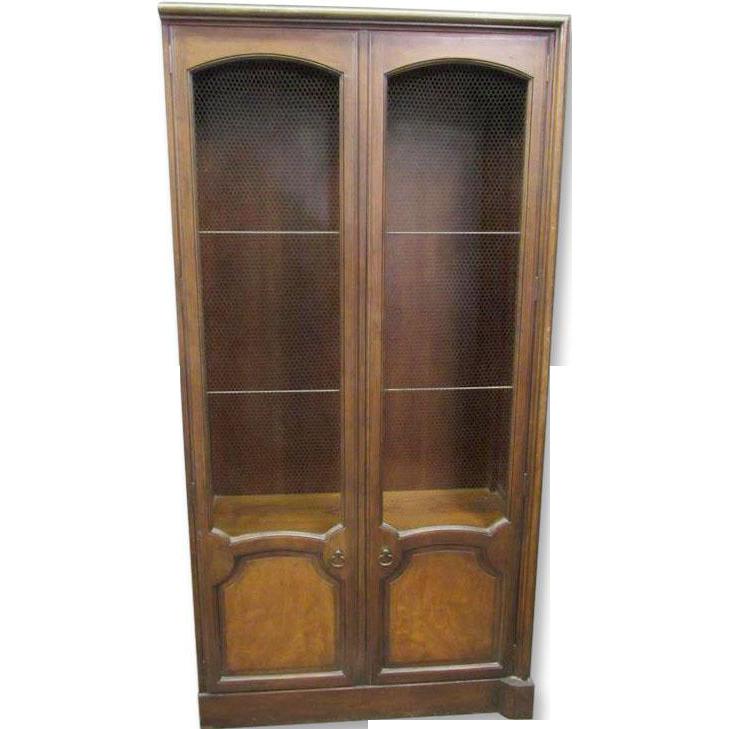 Mid Century wooden bookcase