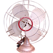 Vintage refurbished Westinghouse fan