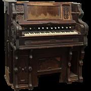 B Shoninger Victorian church organ