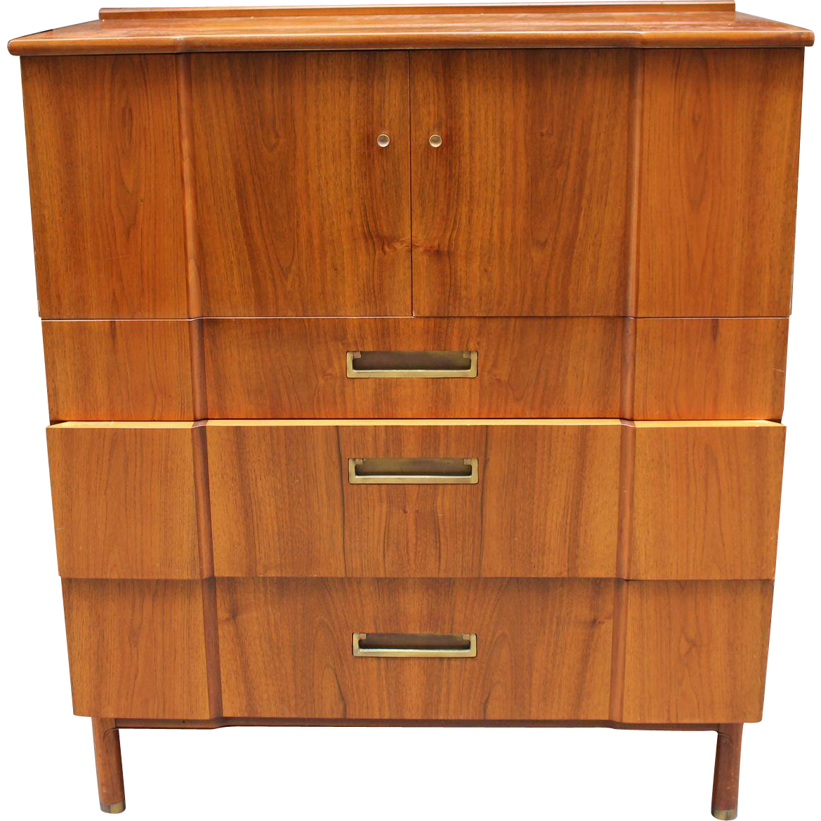 Mid Century Modern gentlemens chest
