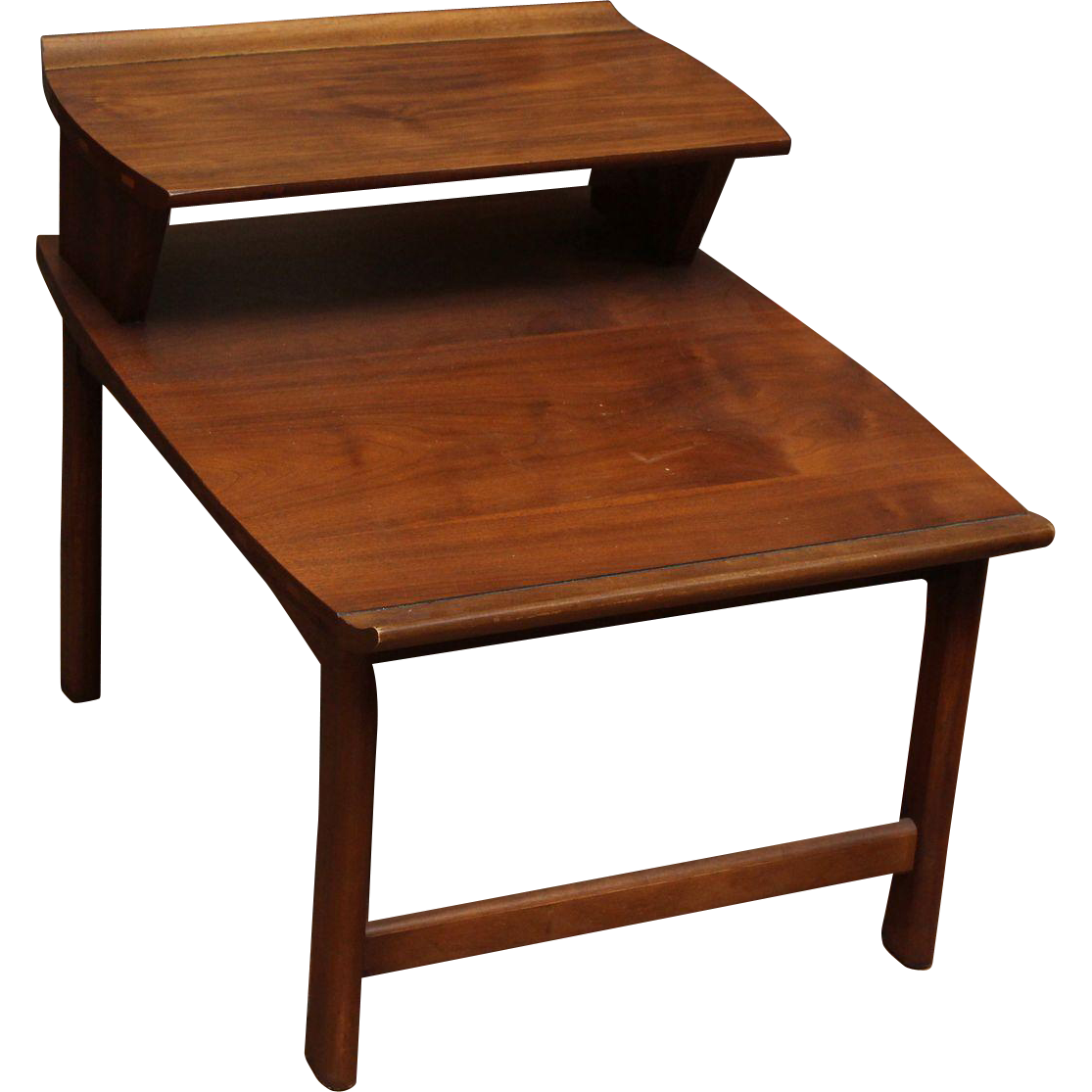 Mid Century Lane end tables