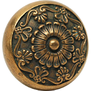 Greek collectors quality knob