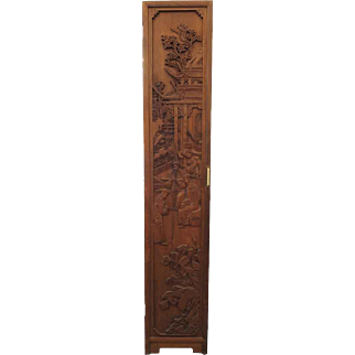 Chinese Hand Carved Room Divider