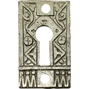 Cast Iron Aesthetic Escutcheon Cover