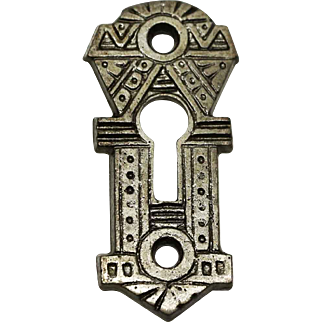 Aesthetic Key Escutcheon Plate