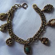 Vintage Custom Charm Bracelet