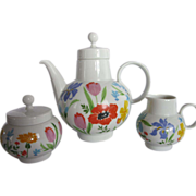 Heinrich Bavaria Primavera Tea Set