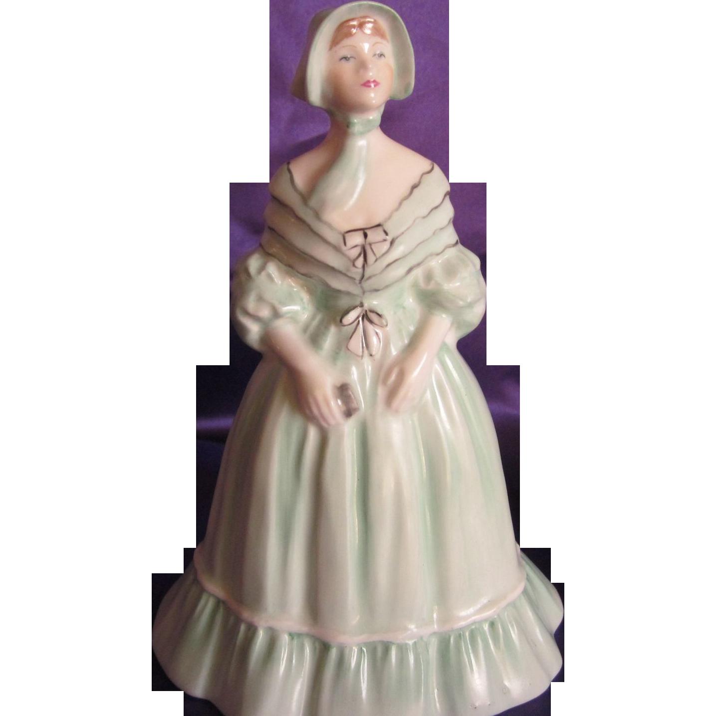 Vintage Coalport England Beatrice Figurine