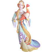Lenox  The Princess and the Firebird Figurine