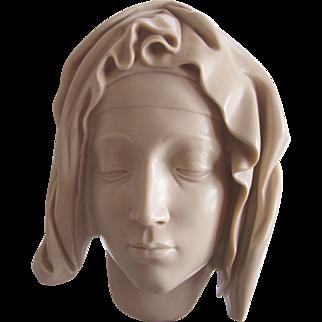 Metropolitan Museum of Art  Head of the Virgin