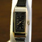 Lady's Vintage CYMA 14K Wristwatch
