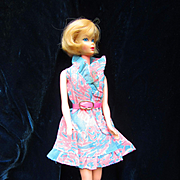 Vintage Barbie Ruffles and Swirls Outfit