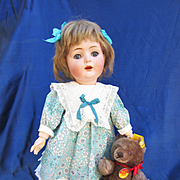 Antique Bruno Schmidt Toddler Character