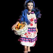 High Quality Vinyl Mexican Doll