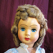 Athena Piacenza 1940s Italian Doll