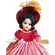 Madame Alexander Composition Scarlett in Original Dress