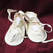 Oilcloth Vintage Baby Doll shoes
