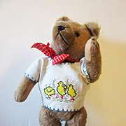 Vintage German Hermann Bear
