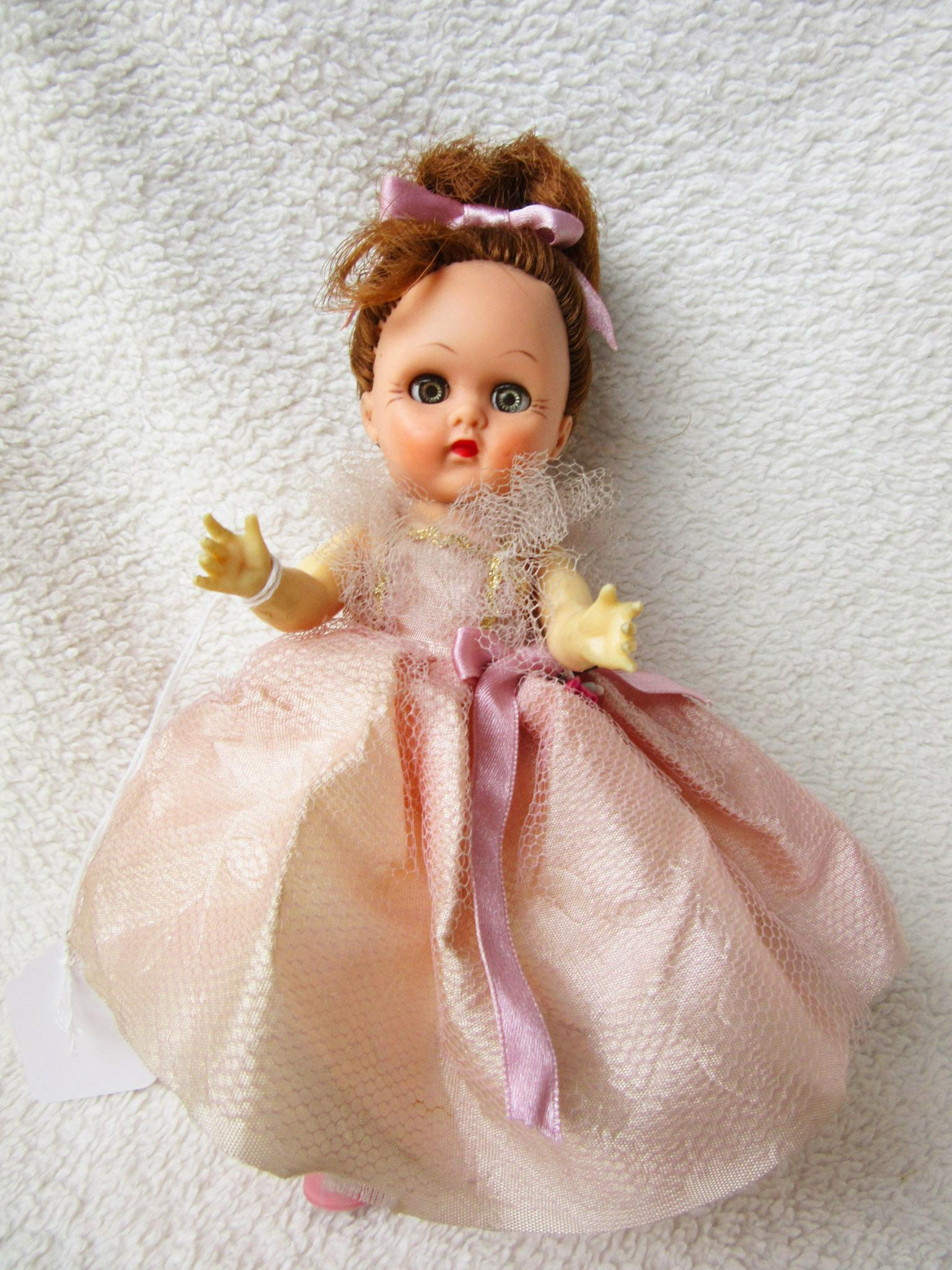 Virgo Pam Doll in Original Dress