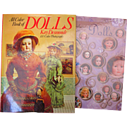 Morphy Auction Book and Desmonde Doll Book