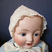 Antique Bonnet for Large Doll