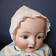 Antique Bonnet for Large Doll