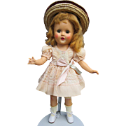 Horsman Early Fifties Cindy Doll