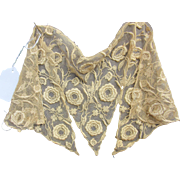 Antique lace to Create Doll Clothing